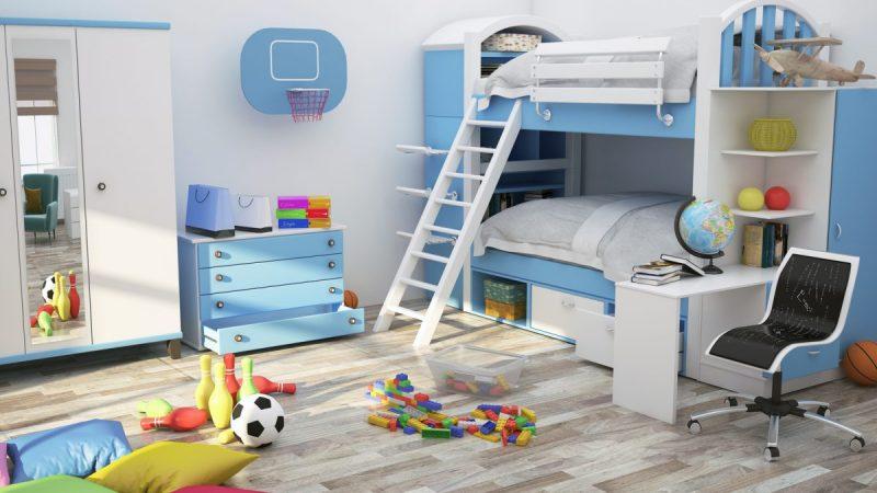 Modern Children Room